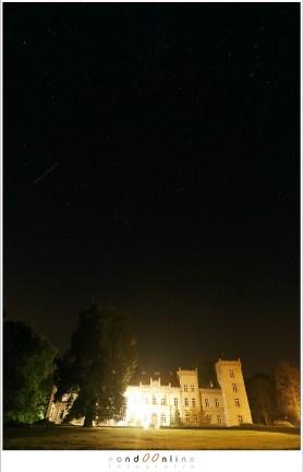 Een van de vele sterrenfoto's met overbelichte voorgrond