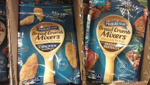 Progresso Bread Crumb Mixers
