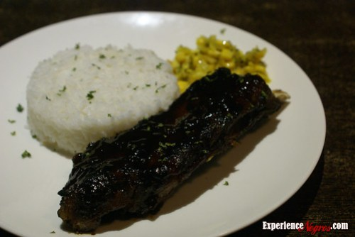 wambas barbecued ribs
