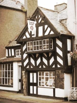 Tudor Rose, Beaumaris, Wales