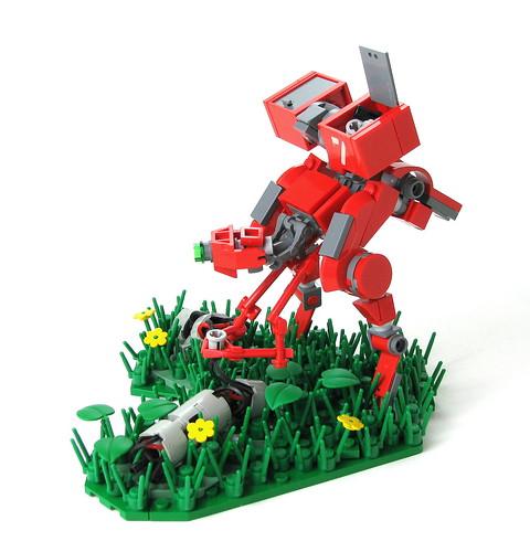 Salvage Bot