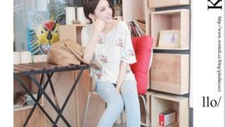[穿搭] 韓系休閒SWEET女孩。i-mini korea