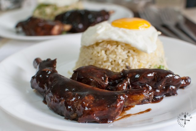 Asian Braised Pork Ribs