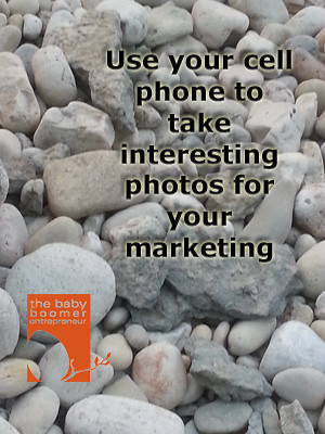 Use images in your marketing to make it more interesting, more eye-catching and more likely to get shared.