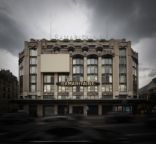 La Samaritaine by eightaz