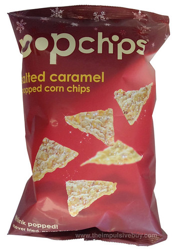 Salted Caramel Popchips
