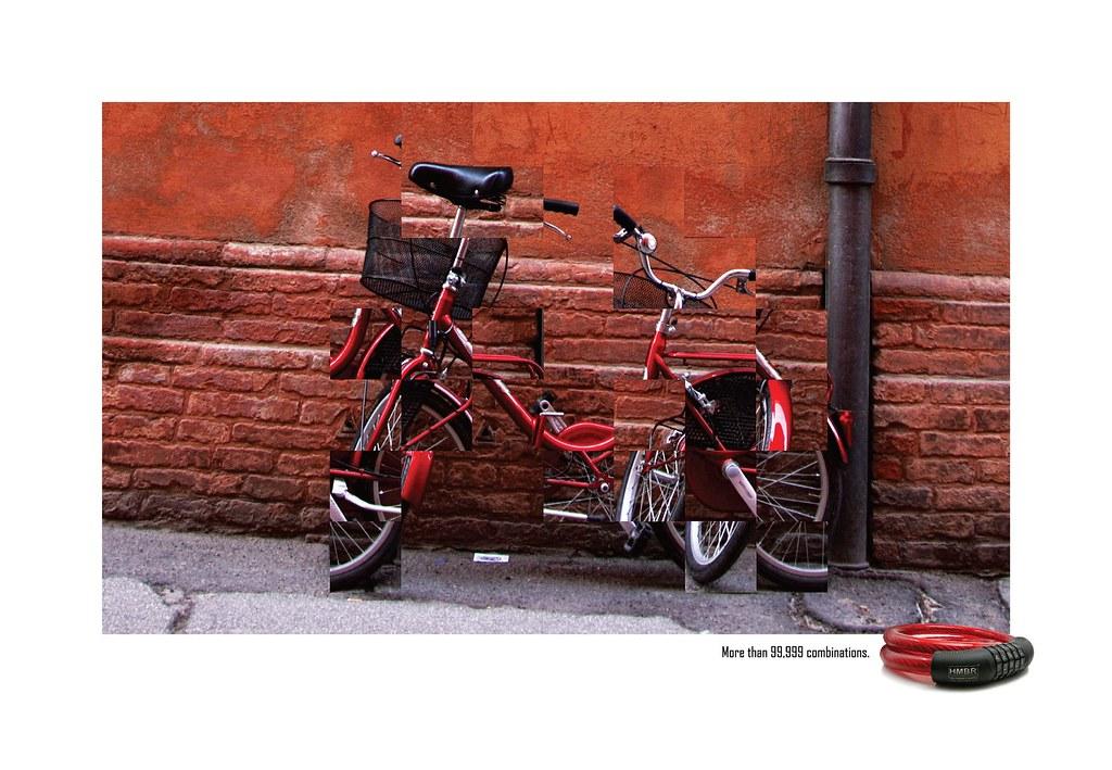 HMBR - 99 999 Combinations Bike 3