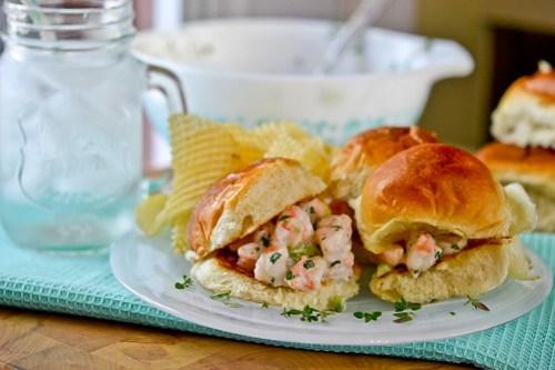 Shrimp Salad Sandwiches-15