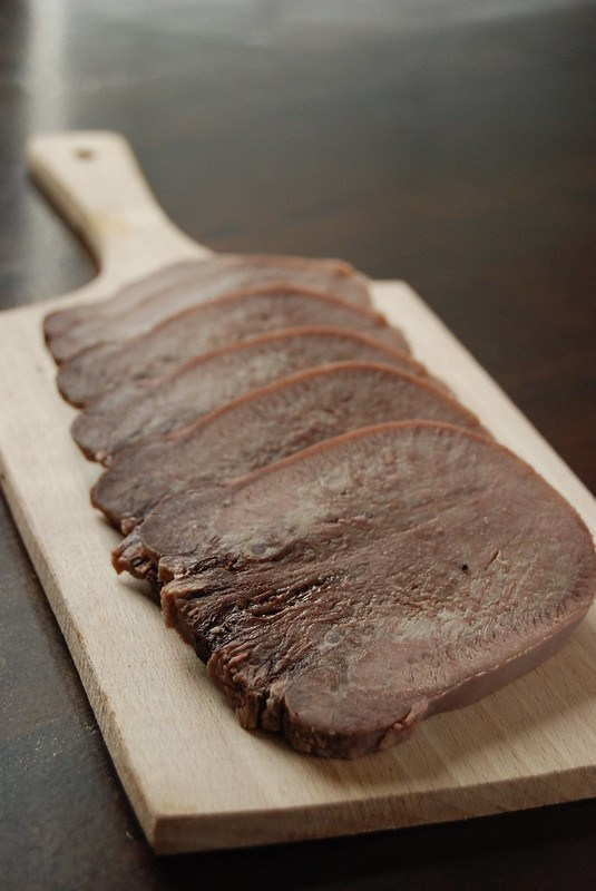 Simple Beef Tongue
