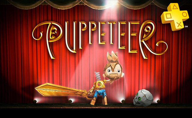PS Plus - Puppeteer