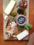 chef's charcuterie & cheese board at Ned Ludd | Portland