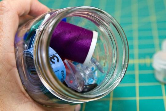 No-Sew Sewing Kit