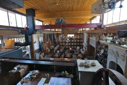 The view from the loft | The Settlement