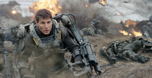 Edge of Tomorrow: Una Batalla más entre la Tierra y los Alienígenas