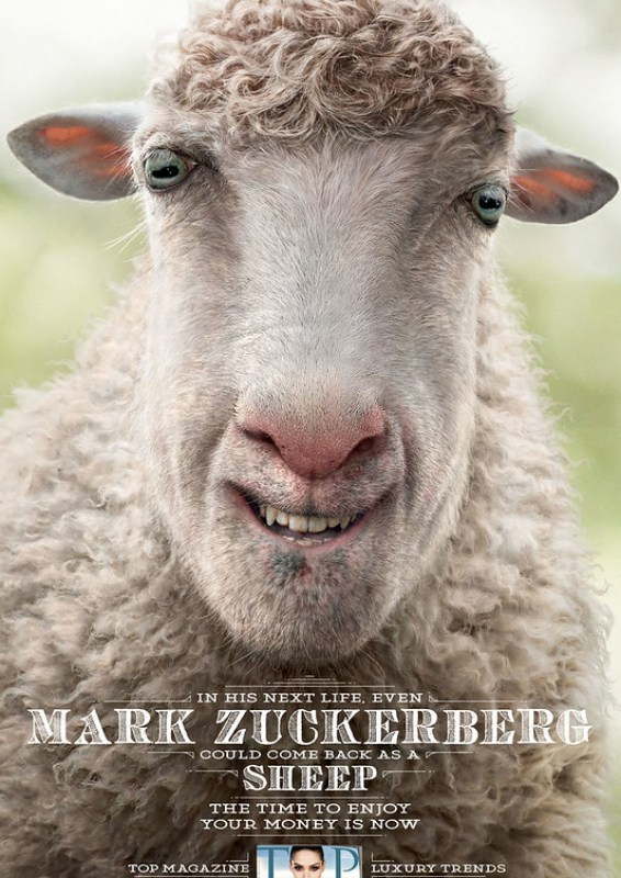 Top Magazine - Mark Zuckerberg
