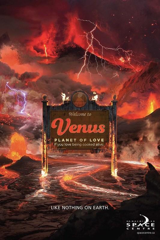Space Center - Venus