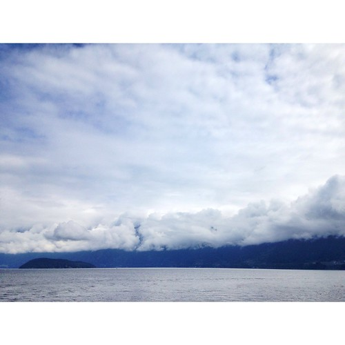 May long weekend on Bowen Island