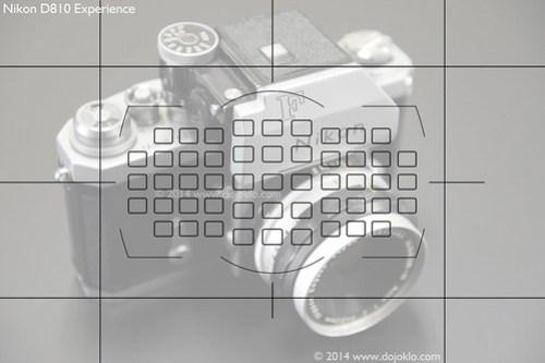 Nikon D810 autofocus af system viewfinder book manual guide dummies how to tips tricks setting menu quick start