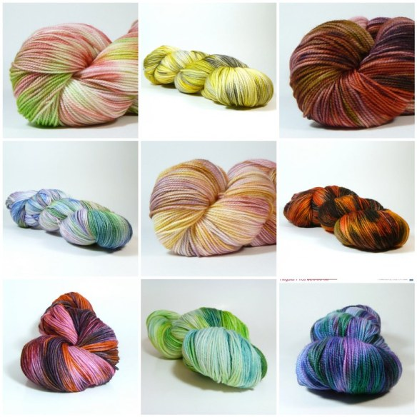 Variegated Discontinued