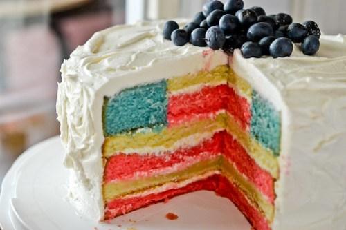 Flag Cake-16
