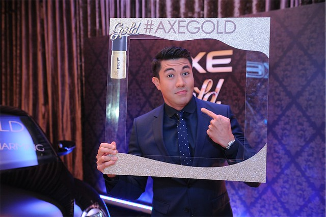 Luis for Axe Gold