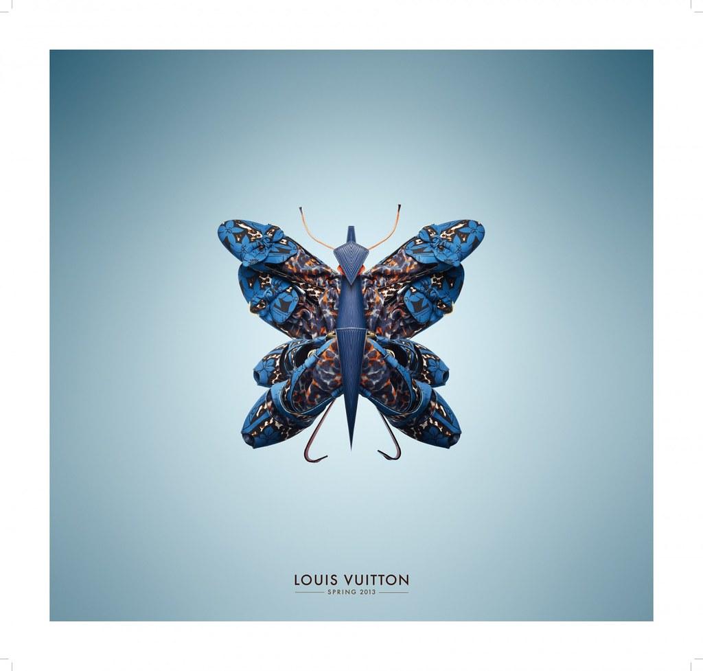 Louis Vuitton Spring 2013 - Bugs 1