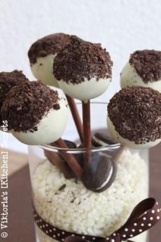 Oreo - Cake Pops, Viktoria's [Kitchen] Secrets