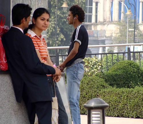 The Graden Lovers of Delhi