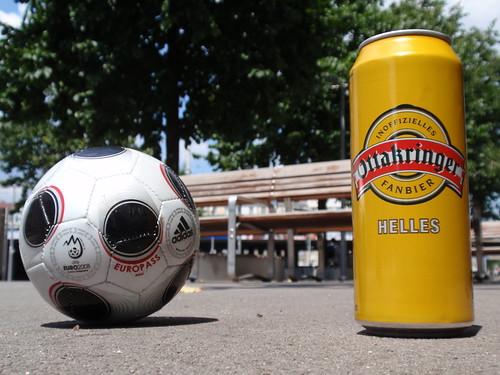 Euro 2008, beer