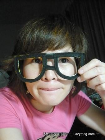 Halloween 萬聖節-眼鏡
