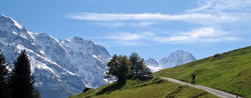 Berner Oberland - Biking