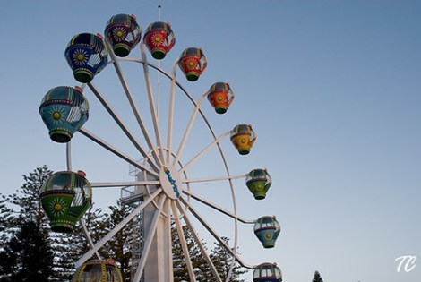 Glenelg fun Park