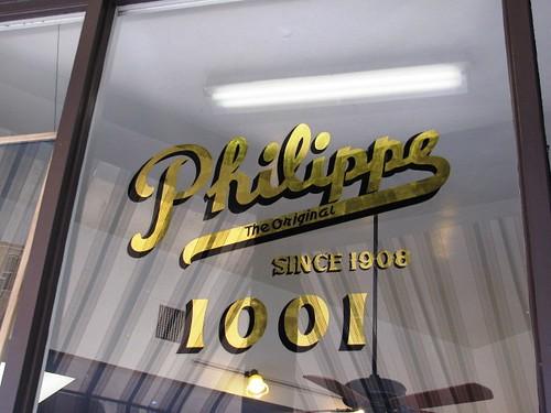 Philippe's in LA