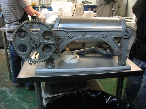 churro machine