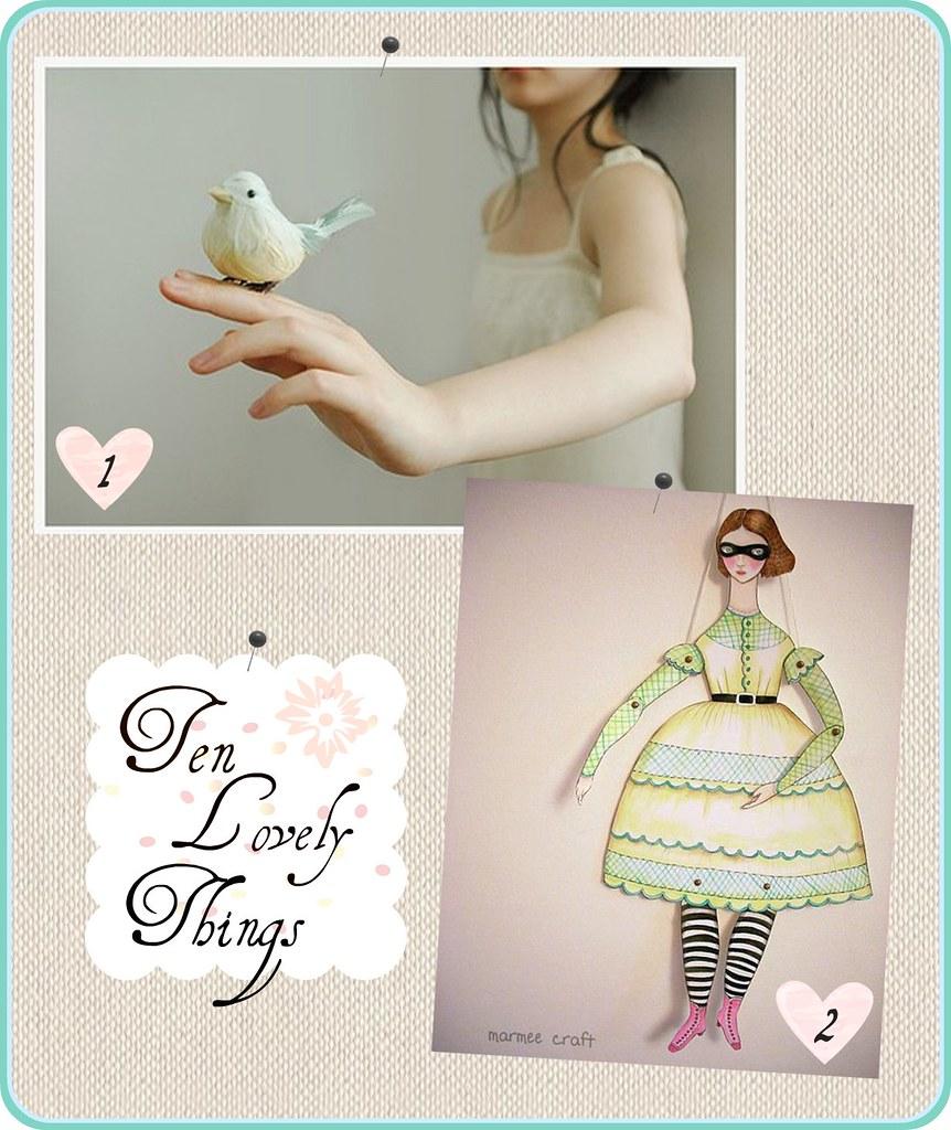 Ten Lovely Things
