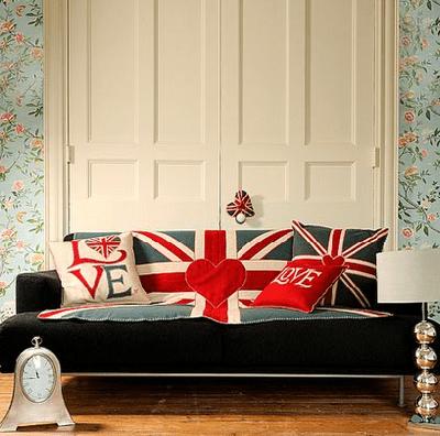 The London Cushion