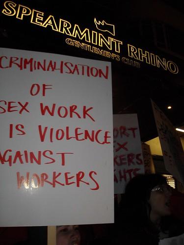 stop criminalisation of sex work