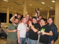 Beer at BrickCon