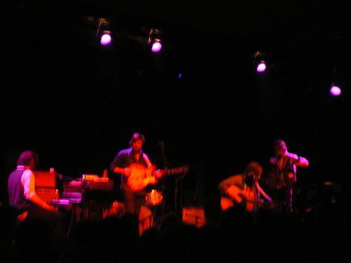 Fleet Foxes @ The Independent, SF 9/19/08