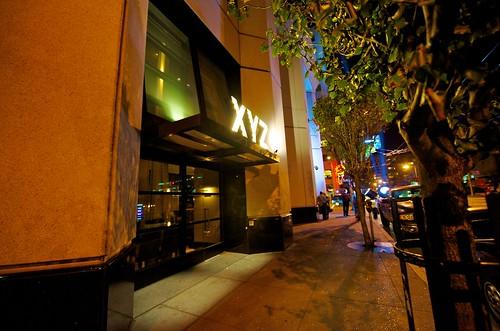 XYZ Bar