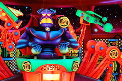 Disney - Evil Emperor Zurg!
