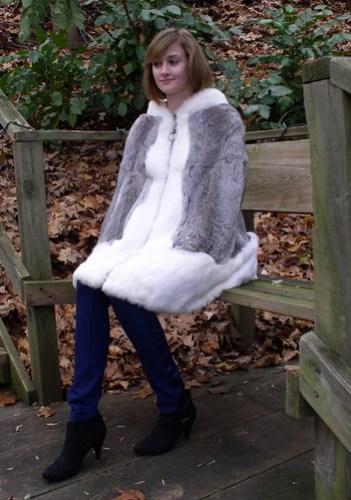 Little Gray Riding Hood