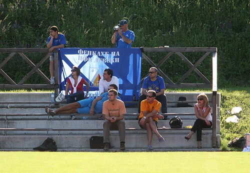 jpest FC - Levski Sofia (levski supporters)