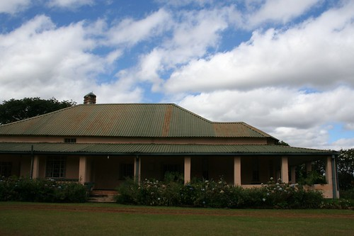 The Guest House at the Lujeri Tea Estate