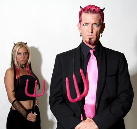pink demons