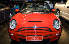 TAG MINI at 2008 Trans Sport Show