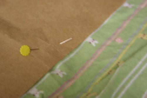 Super secret Christmas sewing project