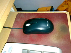 Omi's Lame Mouse