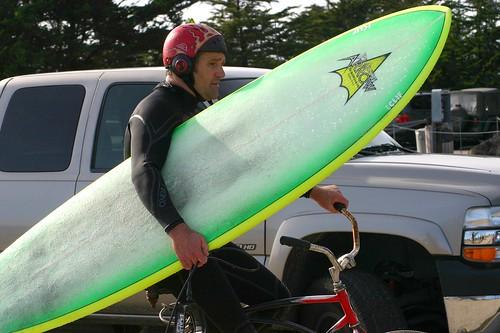 Surf helmet