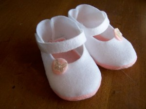 Baby Shoe Tutorials